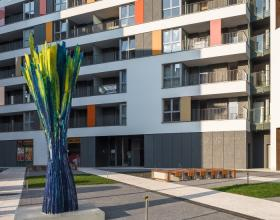 POZNANSKA 10 IN THE CENTER OF CRACOW PROJECT COMPLETED