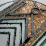 24-CARAT GOLD MOSAIC WILL DECORATE ART DECO WOLA APARTMENTS