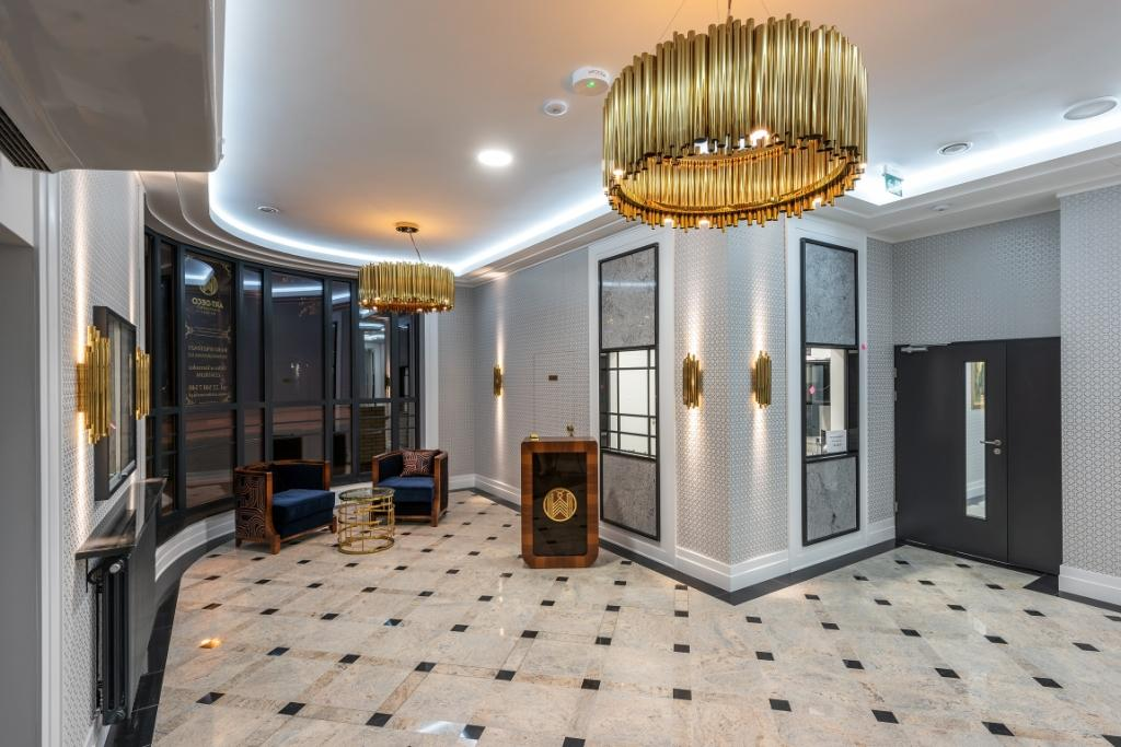 Occupancy Permit Granted To Art Deco Wola Apartments