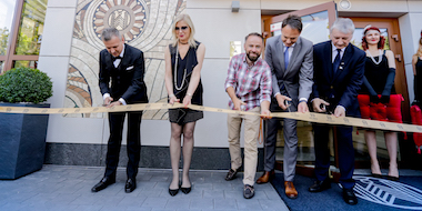 Grand Opening of Art Deco Wola