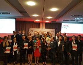 Wprost  Małopolska Eagle Award2018 for Terra Casa S.A.