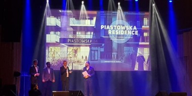 PIASTOWSKA RESIDENCE NAMED THE PROJECT OF THE YEAR