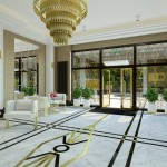 Art Deco Mokotów lobby1
