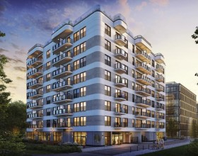 mBank funds Art Deco Mokotow